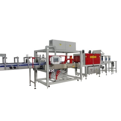 LC-MBS26 Heat Shrink Film Wrapping Machine