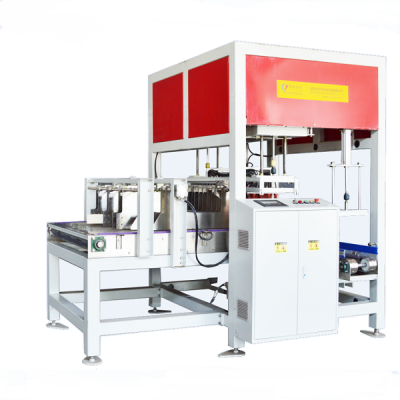 LC-ZX15 Linear Coordinate Grasp Carton Filling Machine